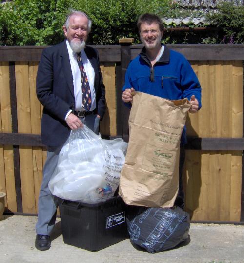 Gareth & Ian discuss recycling