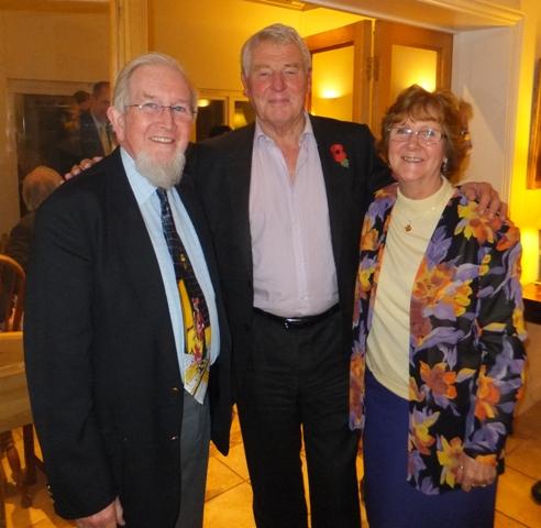 Paddy Ashdown with Gareth & Pauline 1